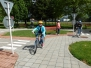 Dopravní hřiště - průkaz cyklisty