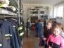 Přehlídka hasičských vozidel