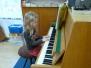 Vánoční besídka hudební školičky