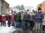 Vánoční koledování v obci
