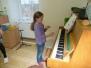 Vánoční koncert hudební školy
