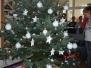 Zpívání u vánočního stromečku